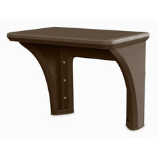 Endurance Rotationally Molded Desk 2.0 - Brown
