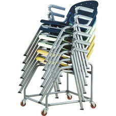 Dolly for Model 305-12 and 305-14 Rico Stack Chairs