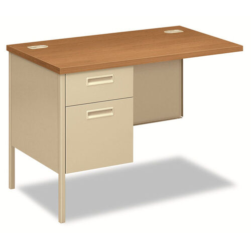 Our HON® Metro Classic Series Workstation Return - Left - 42w x 24d - Harvest/Putty is on sale now.