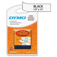 Dymo Letratag Starter Kit - Pack Of 3