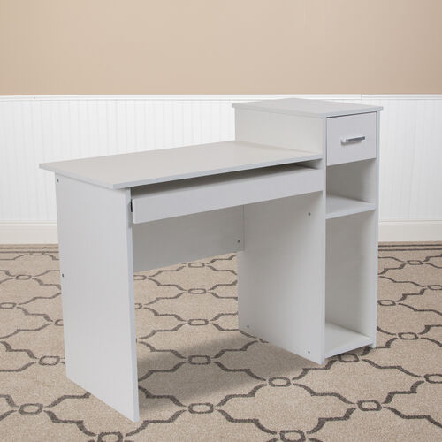 Our Highland Park Desk with Shelves and Drawer is on sale now.