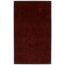 Solution Dyed Nylon Colorstar Plush Mat - Red Pepper - 3