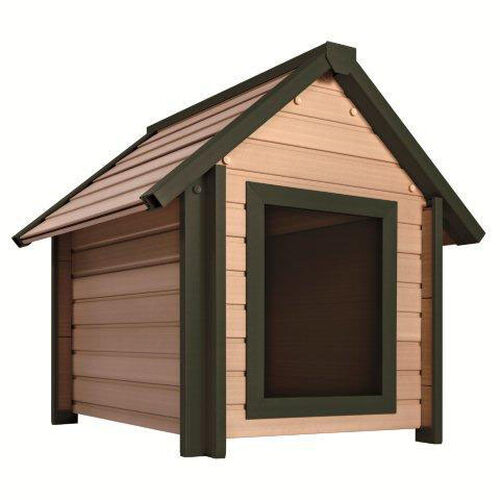Our Bunk House Large Dog House is on sale now.