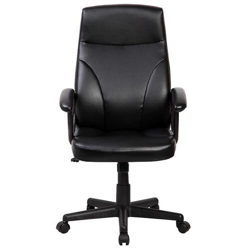 Our Techni Mobili Medium Back Manager Chair - Black is on sale now.