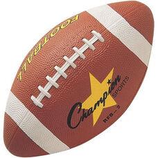 Rubber Football Intermediate Size