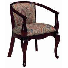 2655 Lounge Chair w/ Upholstered Back & Seat - Grade 1