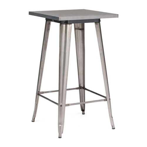 Our Olympia Bar Table in Gunmetal is on sale now.