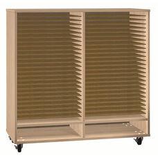 50 Compartment Folio Storage