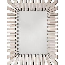 OSP Designs Empire Rectangle Wall Mirror