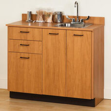 Base Cabinet - 3 Doors - 2 Drawers - 42