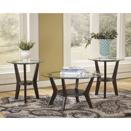 Our Signature Design by Ashley Fantell 3 Piece Occasional Table Set is on sale now.