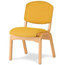 Campus 4 Armless Stacking Guest Chair - Grade 1
