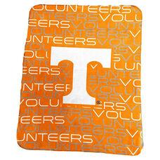 University of Tennessee Team Logo Classic Fleece Throw