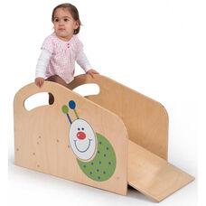 Toddler Step and Ramp with Ladybug Decal - 36