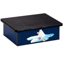Polar Bear Pediatric Step Stool