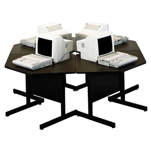 Customizable Four Cluster Computer Workstation - 78
