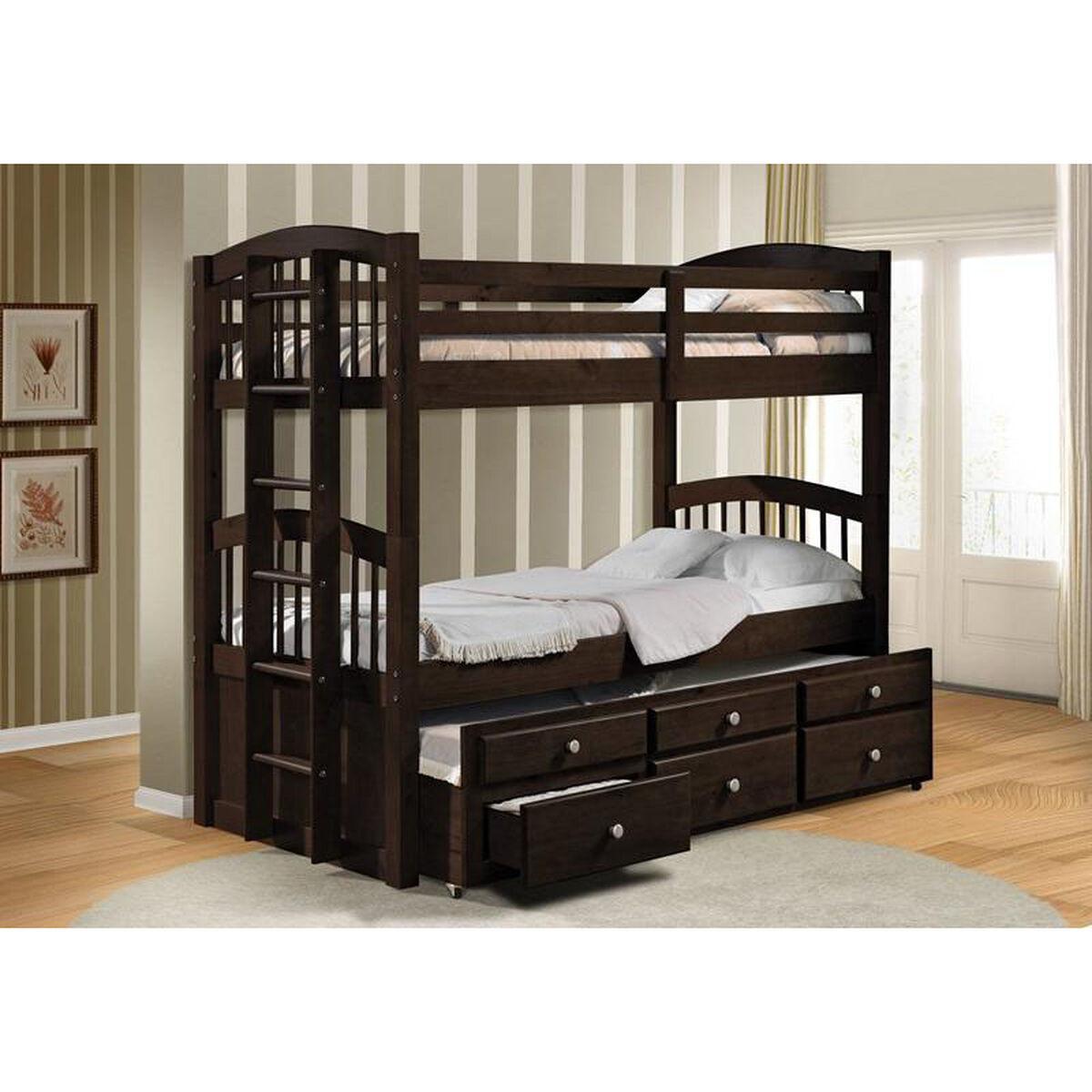 Bunk Bed With Storage Twin 40000 Bizchair Com