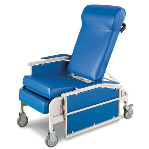 Our Drop Arm Convalescent Recliner is on sale now.