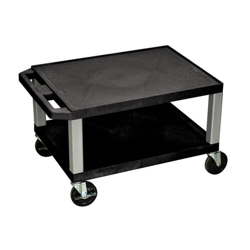 Our Tuffy Plastic Cart with Nickel Legs is on sale now.