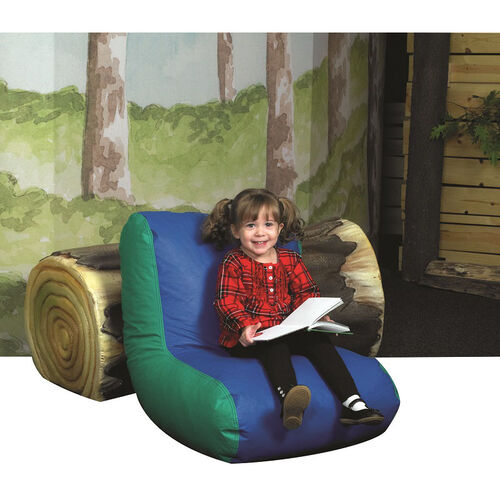 Our Blue/Green Preschool High Back Seating is on sale now.