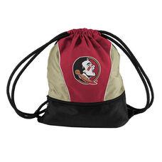 Florida State University Team Logo Spring Drawstring Backsack