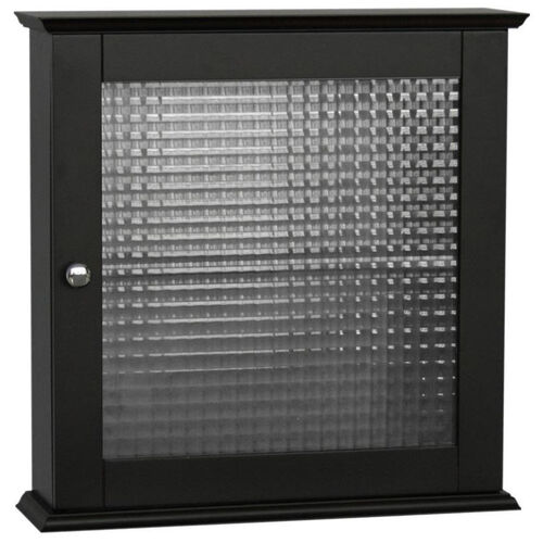 Our Chesterfield Medicine Cabinet with One Glass Door - Espresso is on sale now.