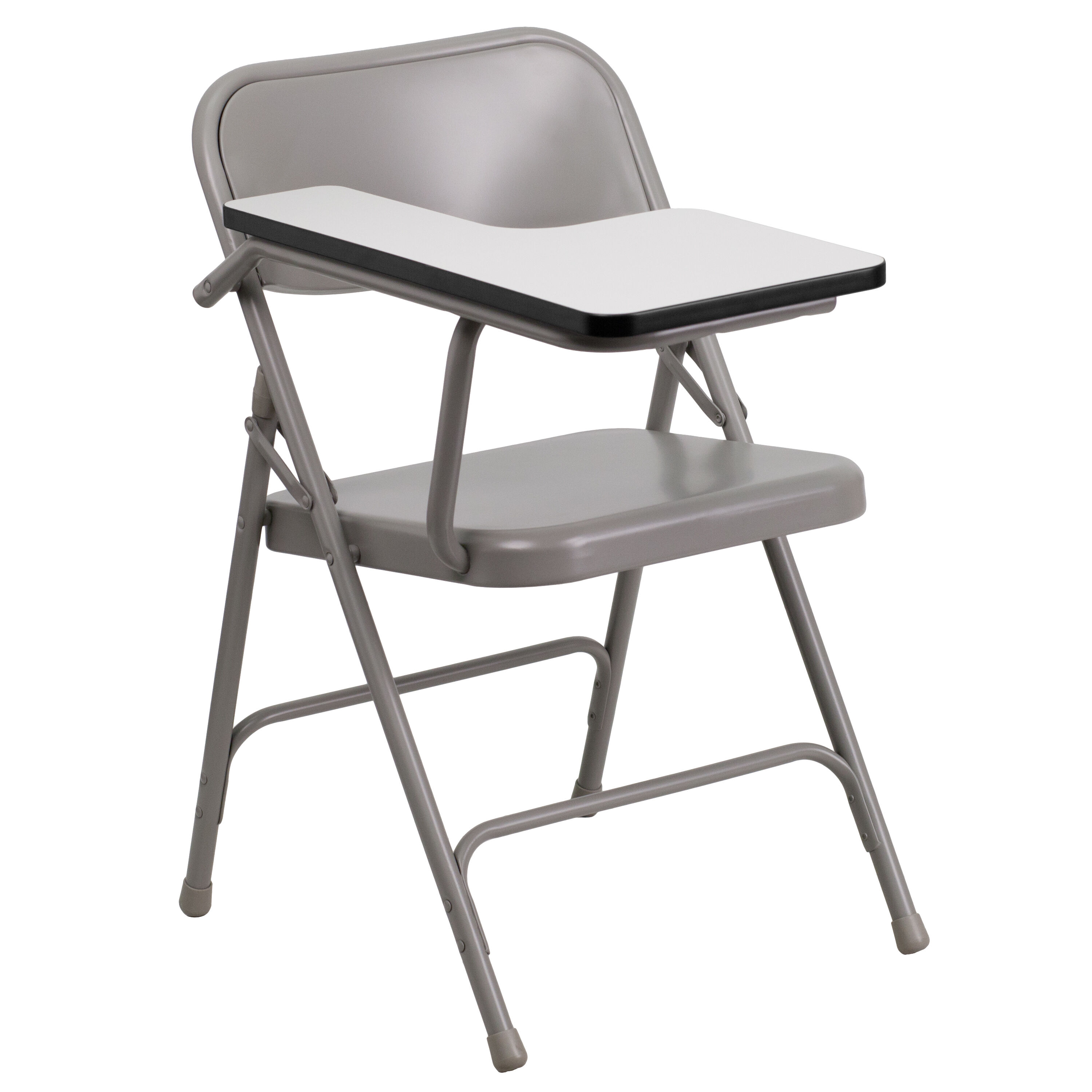 ... Our Premium Steel Folding Chair With Right Handed Tablet Arm Is On Sale  Now.