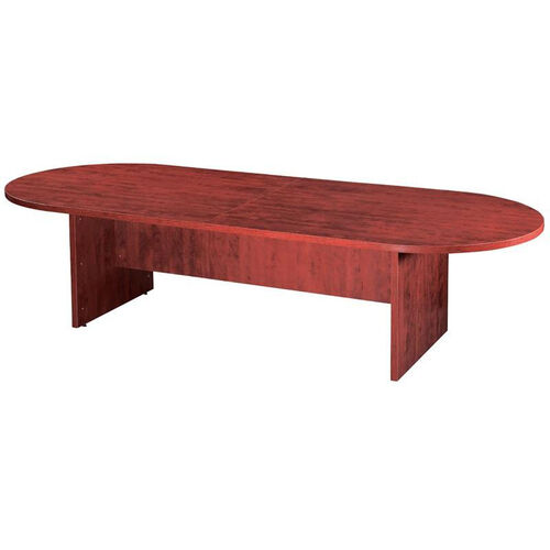 Our Cherry Racetrack Conference Table with 2-Piece Top is on sale now.