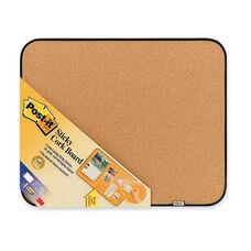 3M Sticky Cork Board - Small - 22