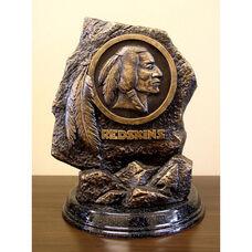 Washington Redskins Tim Wolfe Sculpture