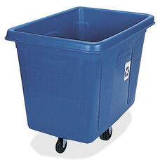 Rubbermaid Commercial Products Recycling Cube Truck - 31