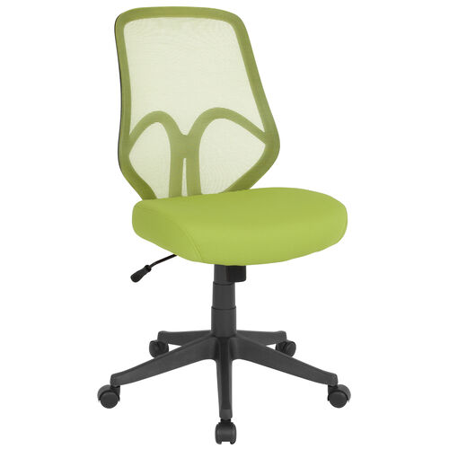 Our Salerno Series High Back Green Mesh Office Chair is on sale now.