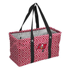 Tampa Bay Buccaneers Team Logo Double Diamond Picnic Carry All Caddy
