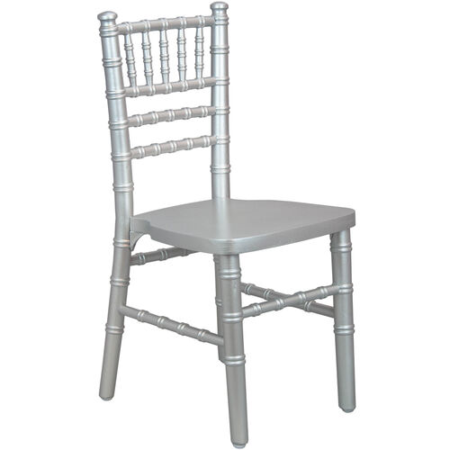 Our Advantage Kids Silver Wood Chiavari Chair is on sale now.