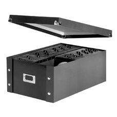 Idea Stream Snap-N-Store Cd, Dvd Storage Box
