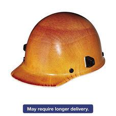 MSA Skullgard Protective Cap Style Hard Hats - Ratchet Suspension - Size 6 1/2 - 8 - Natural Tan