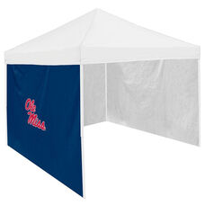 University of Mississippi Team Logo Canopy Tent Side Wall Panel