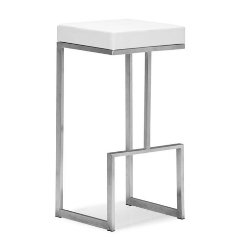 Darwen Barstool in White