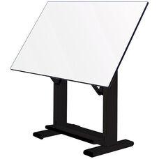Elite Black Drawing Table - 60