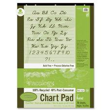 Pacon Ecology Handwriting Pad - 15 lb Basis Weight - 24