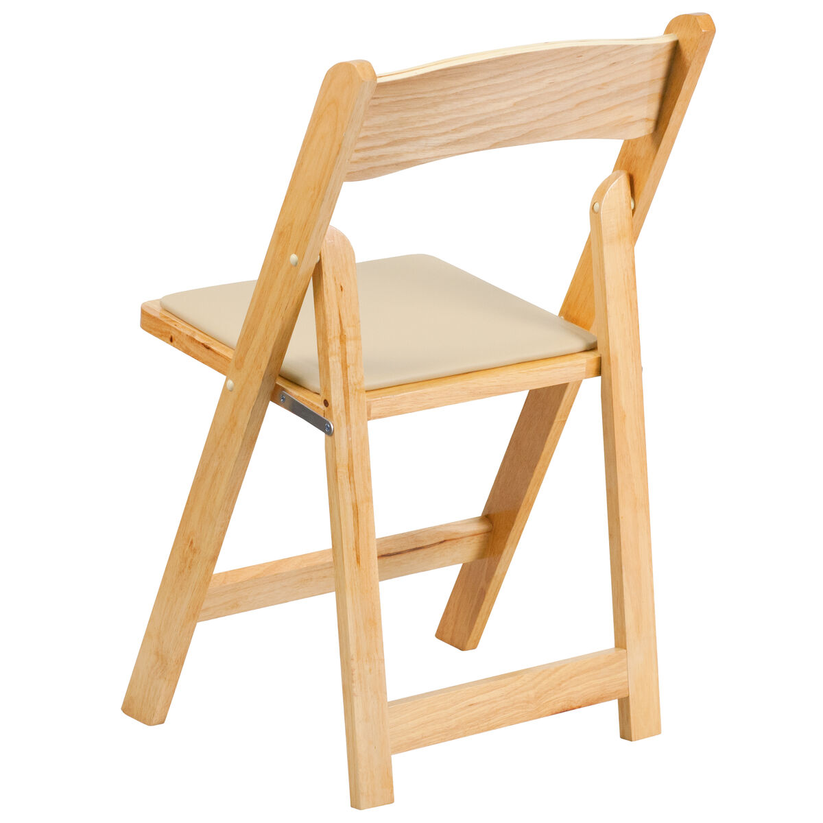 natural wood folding chair xf 2903 nat wood gg bizchair com