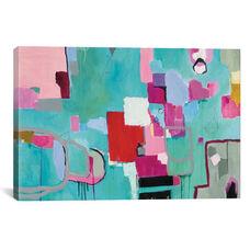 On A Lark by Wild Apple Portfolio Gallery Wrapped Canvas Artwork