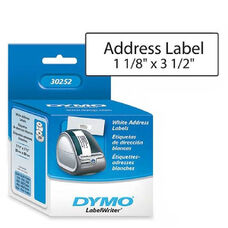 Dymo Labelwriter Address Labels - Pack Of 2