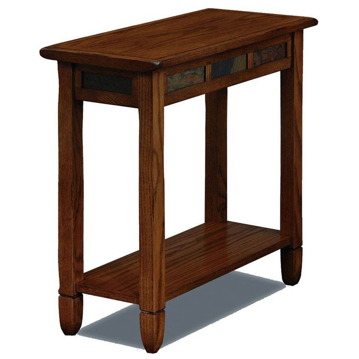 Leick furniture favorite finds 12 39 39 w x 24 39 39 h rustic end for 12 x 12 accent table