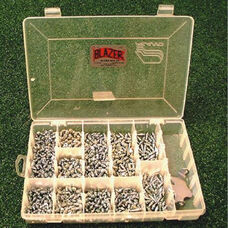 Track Spike Kit in Molded Container