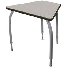 ELO Connect 8 High Pressure Laminate Junior Sized Desk with Adjustable Legs and 1.25