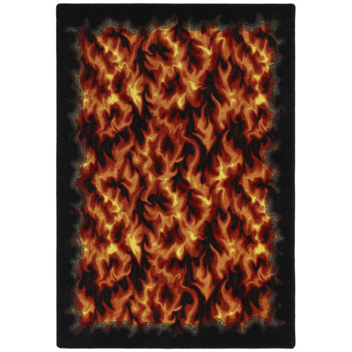 Our Inferno Rug is on sale now.