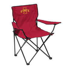 Iowa State University Team Logo Folding Quad Chair