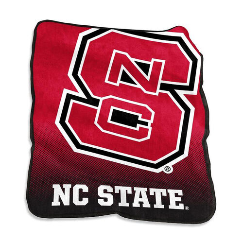 Our North Carolina State University Team Logo Raschel Throw is on sale now.