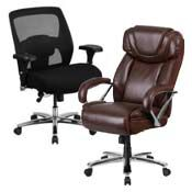 All Big u0026 Tall Office Chairs ...  sc 1 st  Bizchair.com & Big And Tall Chairs For The Office | BizChair.com